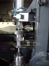 Ground Double Helical Gear