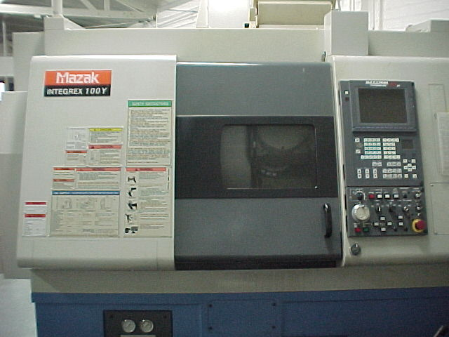 Mazak Integrex 100Y Machining Center